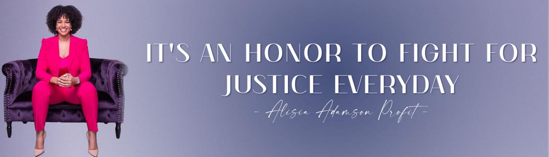 Attorney Alisia Adamson Profit